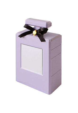 HACHIMAN KASEI Coffret Jewelry Box - Purple