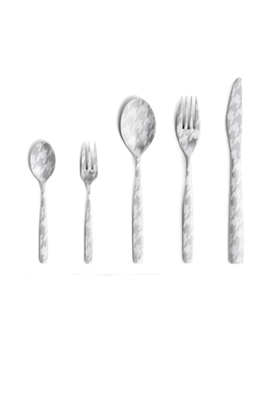 100 PERCENT Dress Cutlery Full Set - Chidori