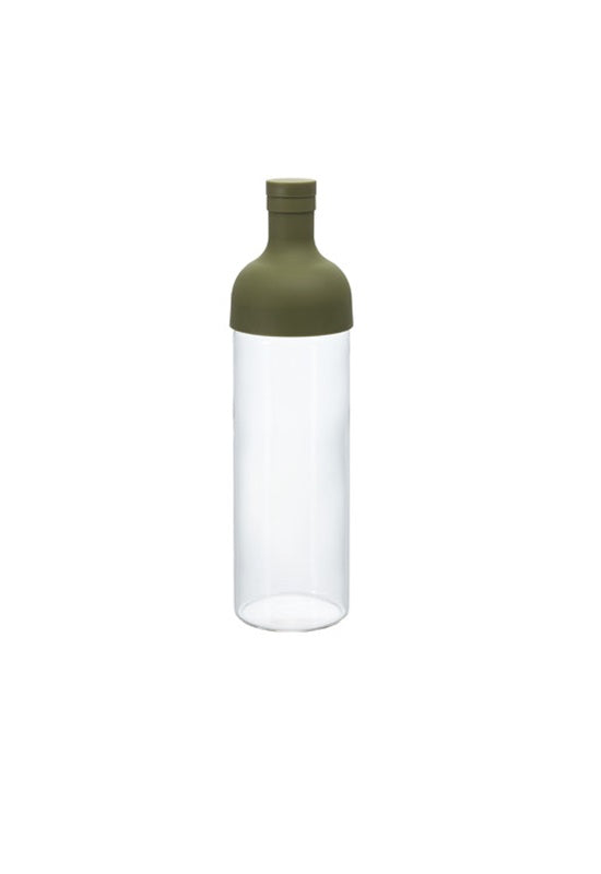 HARIO Filter in Bottle 750ml Olive Green FIB-75-OG