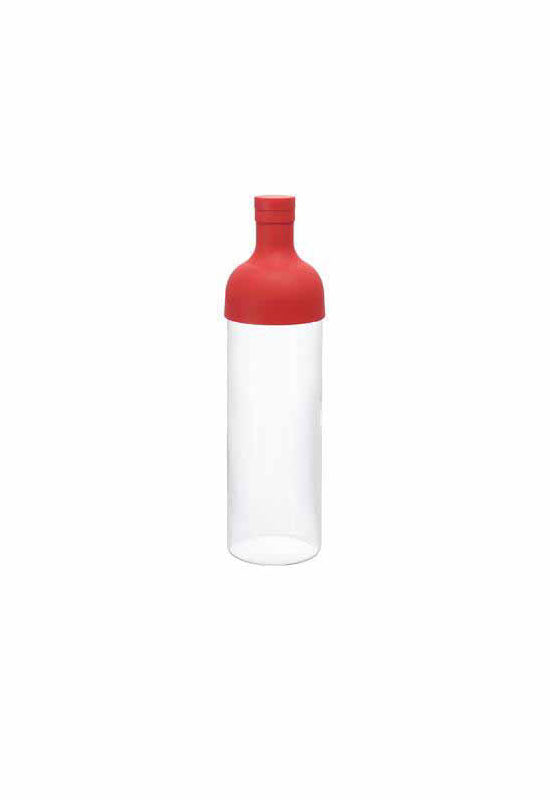 HARIO Filter in Bottle 750ml Red FIB-75-R