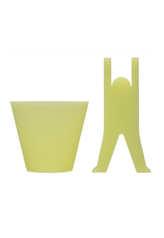 H CONCEPT Kobito Cup and Stand - Green