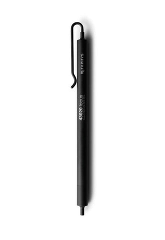 METAPHYS Locus 2mm Lead Holder Pen - Black