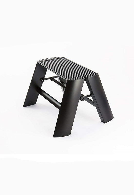 METAPHYS Lucano 1 Step Stool - Black 94014-BK