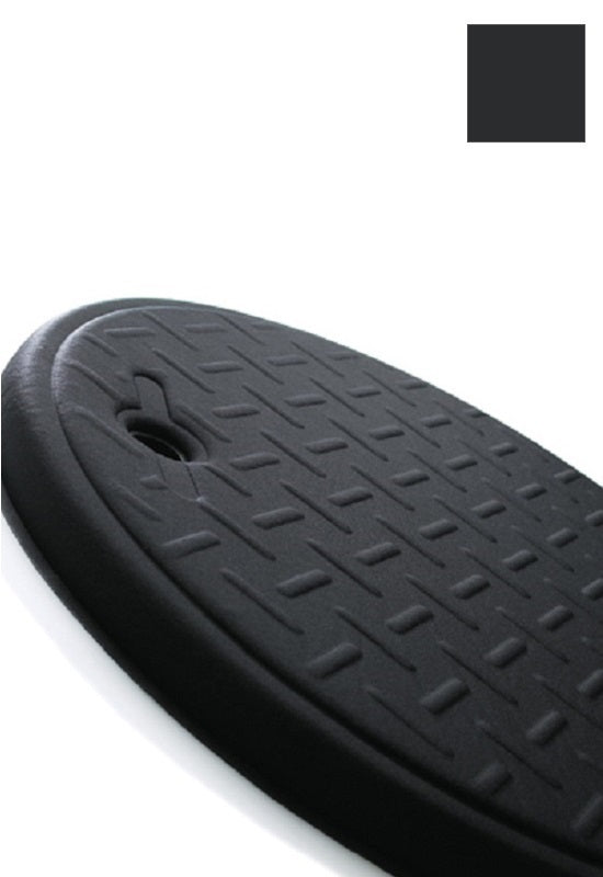 H CONCEPT Manhole Cushion - Black