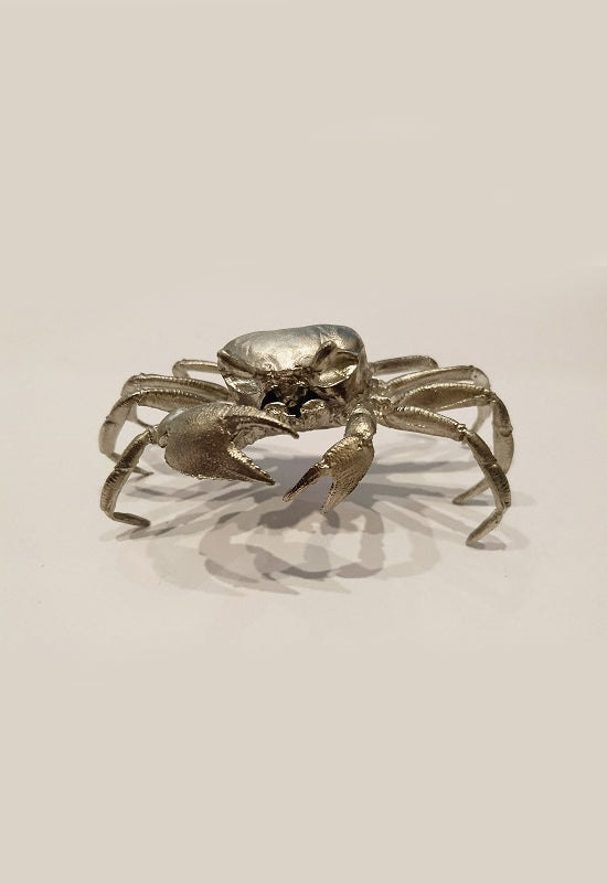 IWASHI KINZOKUKA Metal Figure - Stimpson's Ghost Crab