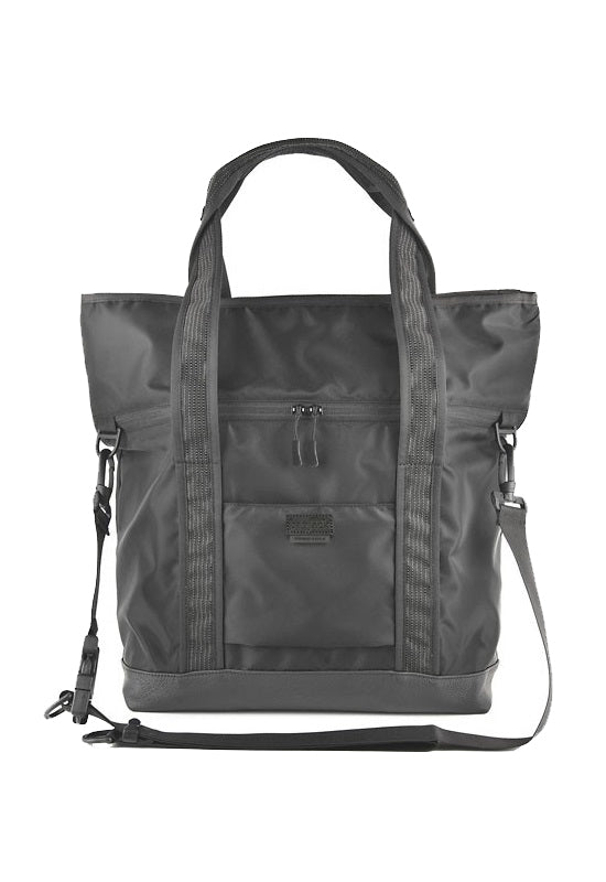 BAGJACK NXL Two Face Tote Bag Leather - Black #1130