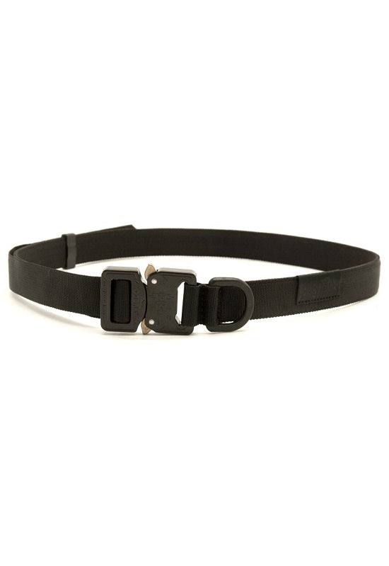BAGJACK Next Level Belt 1 inch (25mm) L - Black