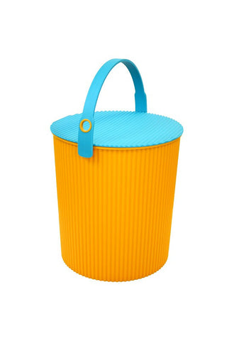 HACHIMAN KASEI Omnioutil Bucket 20L Orange