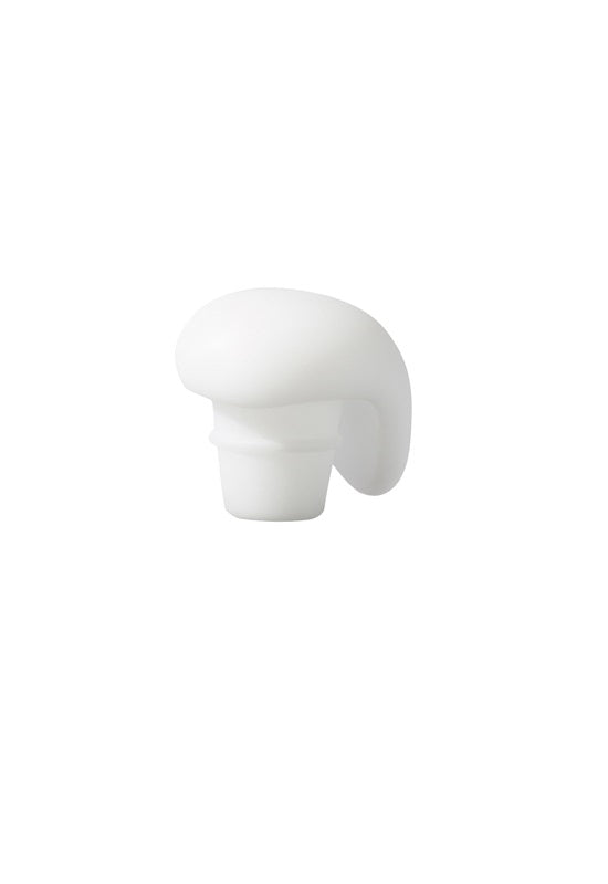 H CONCEPT Overflow Bottle Cap - White