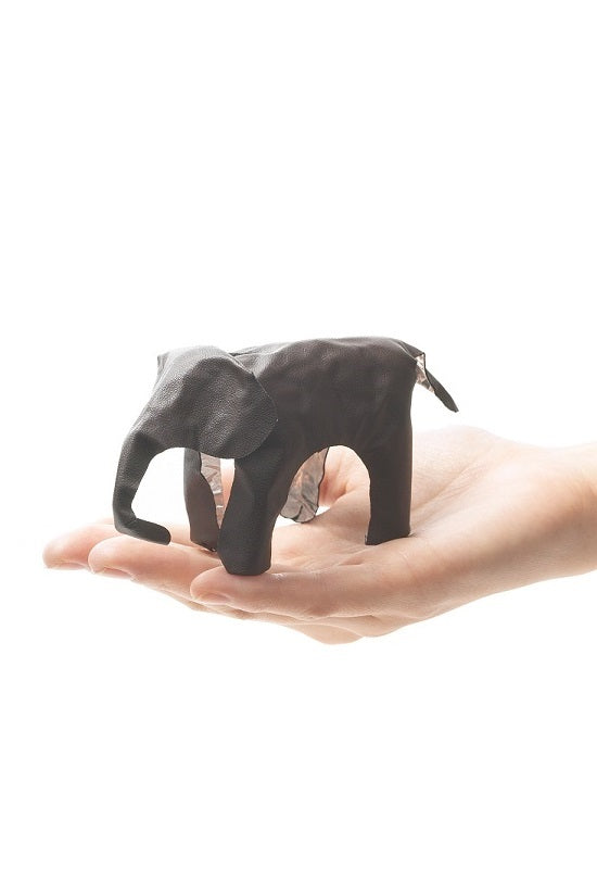 H CONCEPT Pop Up Animal Object Elephant - Brown