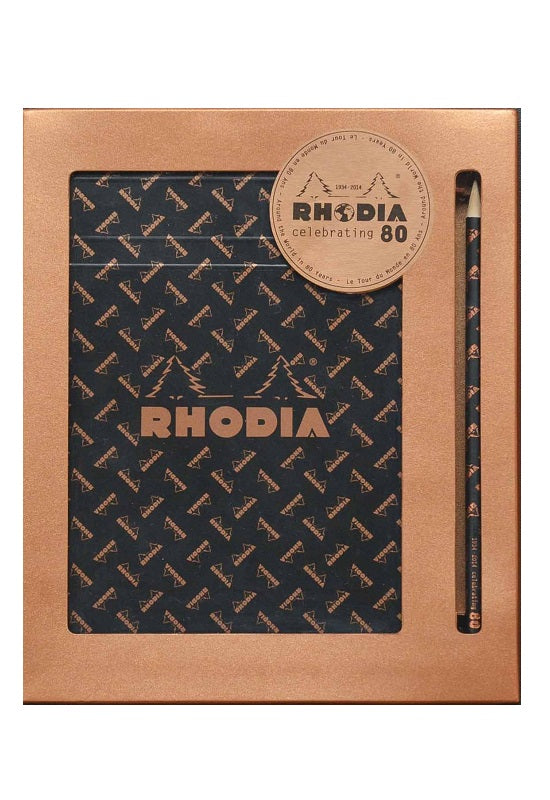 RHODIA 80th Anniversary Limited Edition