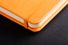 RHODIA Webnotebook 9x14cm Blank Orange #118078C