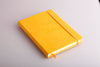 RHODIA Rhodiarama 14x21cm Blank Notebook Yellow #118736C