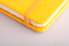 RHODIA Rhodiarama 14x21cm Lined Notebook Yellow #118756C