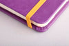 RHODIA Rhodiarama 9x14cm Blank Notebook Purple #118630C