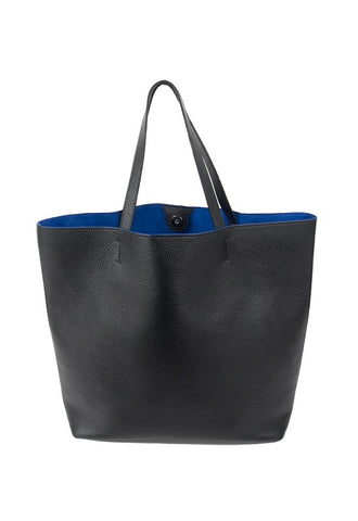 PERONI Soft Shopper P028 - Navy Blue/Grey