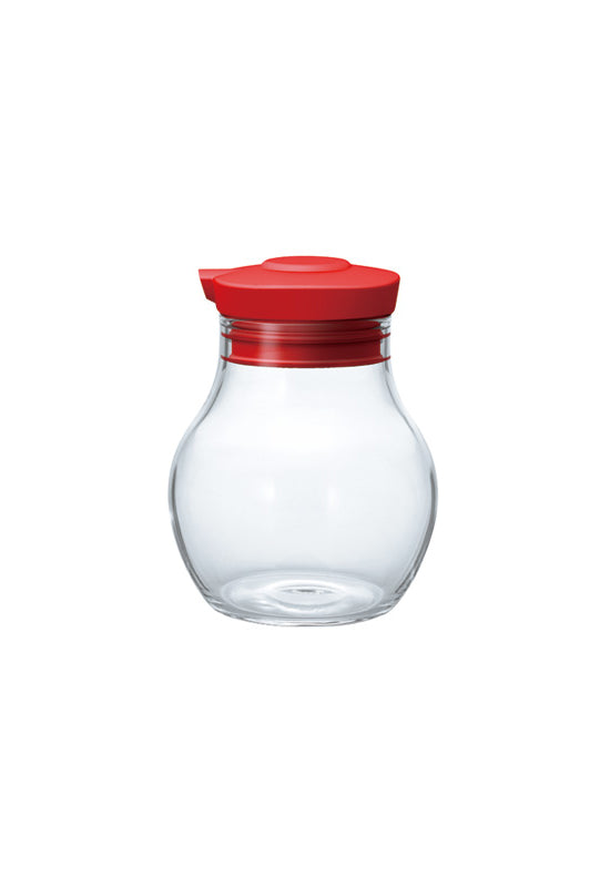 HARIO Soy Sauce Container 120ml Red OMPS-120-R