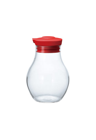 HARIO Soy Sauce Container 180ml Red OMPS-180-R