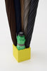 H CONCEPT Splash Square Umbrella Stand - Black