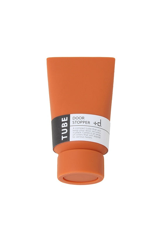H CONCEPT Tube Doorstopper - Carrot