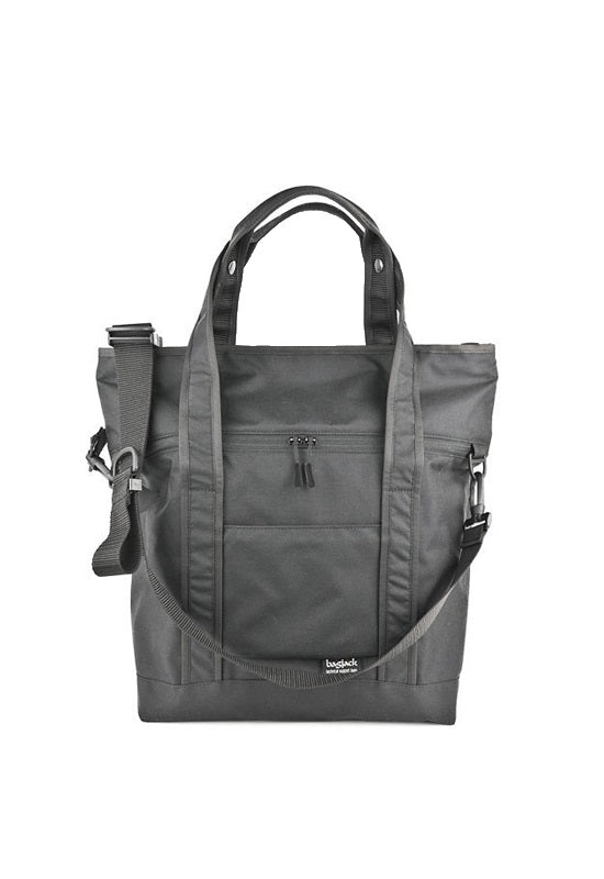 BAGJACK Two Face Tote Bag - Black