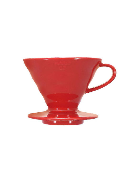 HARIO V60 Coffee Dripper 02 Ceramic Red VDC-02R