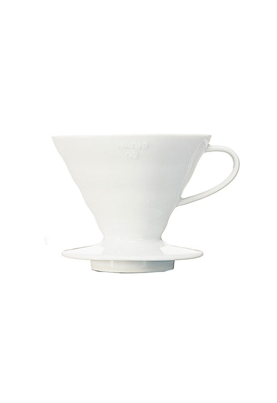 HARIO V60 Coffee Dripper 02 Ceramic White VDC-02W