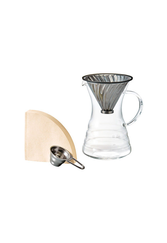HARIO V60 Pourover Decanter VPD-02HSV