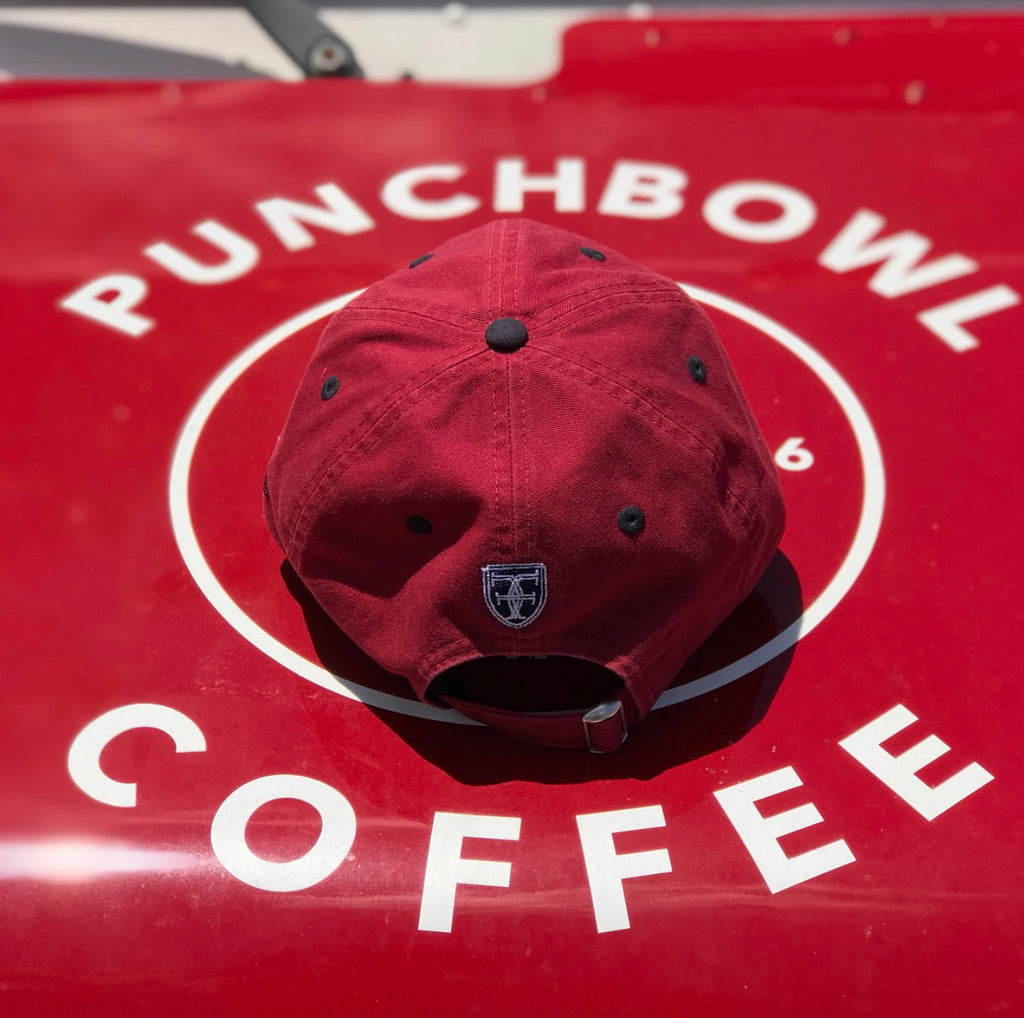 Punchbowl & Fitted Hat