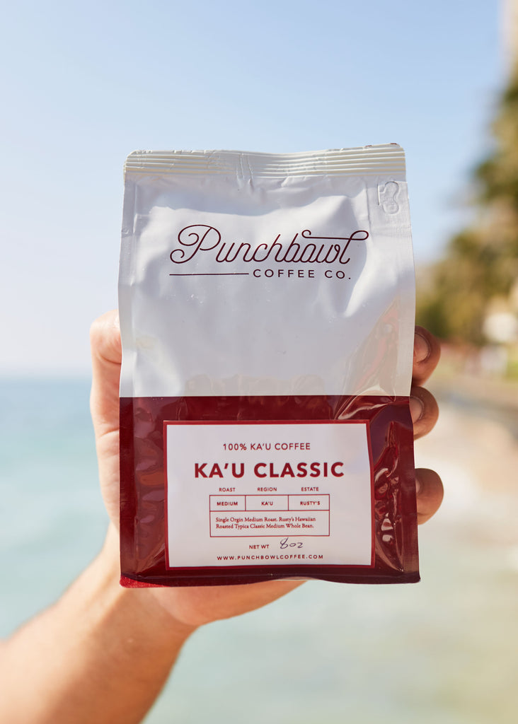 Ka'u Classic Medium Roast Single Estate