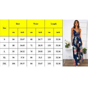 Buy Cheap 2019 Fashion New Women Boho Floral Dress Holiday Party Sleeveless Ladies Maxi Summer Beach Dress Sundress Online - Hplify