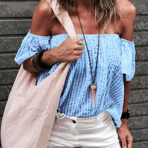 Plus Size Women Summer Shirt Solid Baggy Tshirt Ladies Holiday Casual Top Blouse
