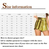The Best Women Summer Shorts Ladies Casual Drawstring Loose Elastic High Waist Beach Loose Ruffle Hot Short Trousers Online - Source Silk