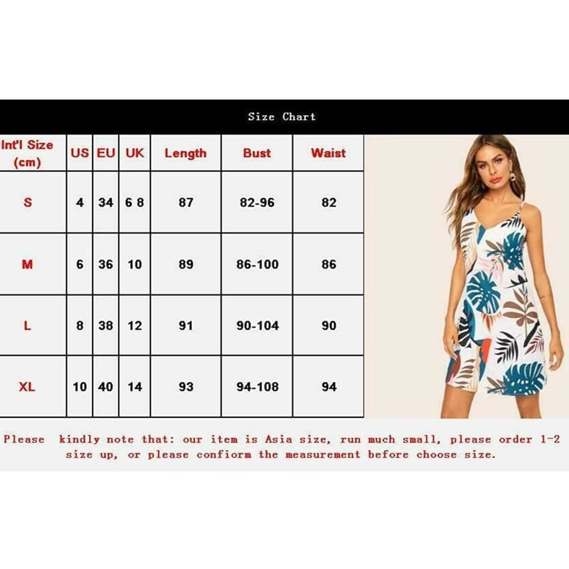 The Best Boho Women Summer Beach Sleeveless V-Neck Dress Fashion Ladies Casual Holiday Dress Floral Printed Sundress New Online - Source Silk