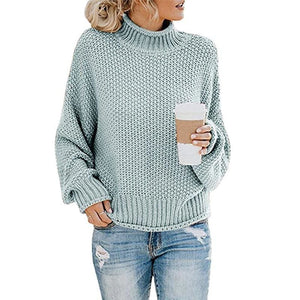 Buy Cheap Elegant Sweater Pullovers Women Autumn Winter Warm Lose Pullovers Online - Hplify