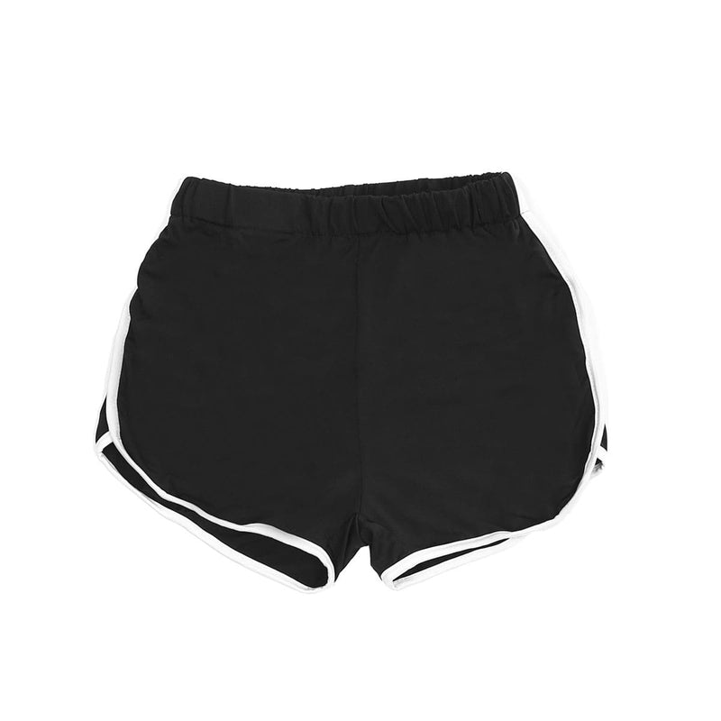 The Best Fashion Stretch Waist Casual Shorts Woman High Waist Shorts Summer Beach Sexy Short Ladies Clothing Online - Hplify