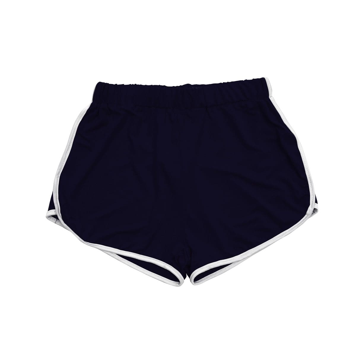 The Best Fashion Stretch Waist Casual Shorts Woman High Waist Shorts Summer Beach Sexy Short Ladies Clothing Online - Source Silk