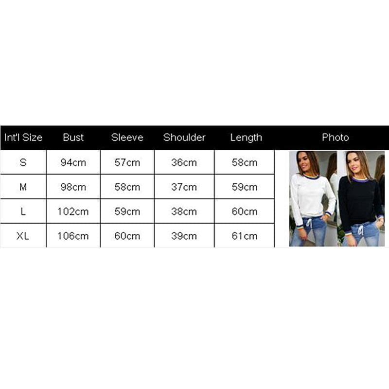 The Best Fashion Women Autumn Long Sleeve Tops Ladies Casual Rainbow Printed Crew Neck Blouse Baggy Tops Outwear Streetwear Online - Source Silk