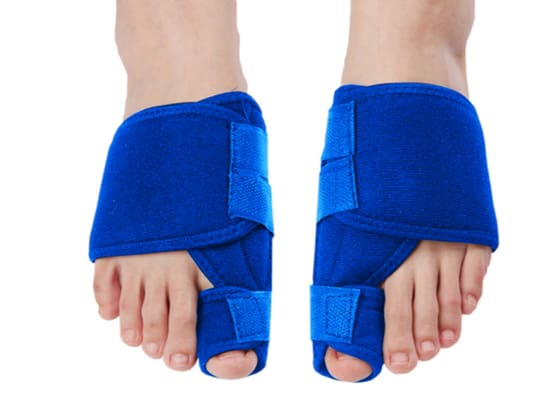 Orthopedic Bunion Corrector (wear at night) - Adjustable for all foot sizes - health