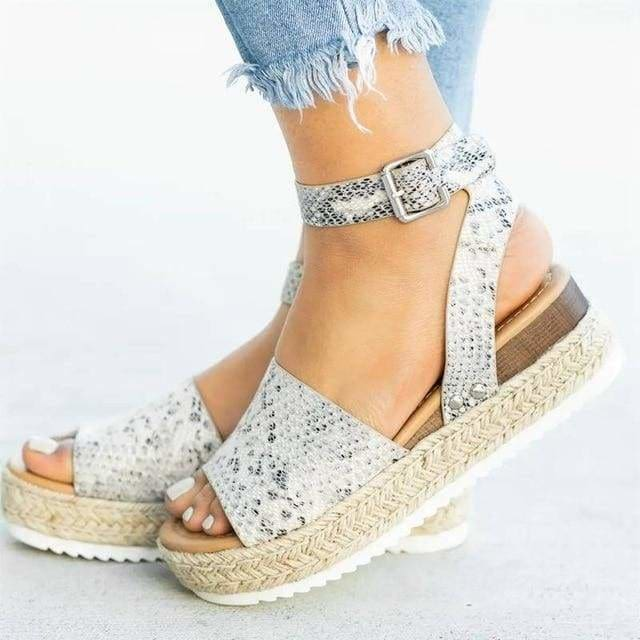 The Best Wedges Shoes For Women High Heels Sandals Summer Shoes Online - Source Silk