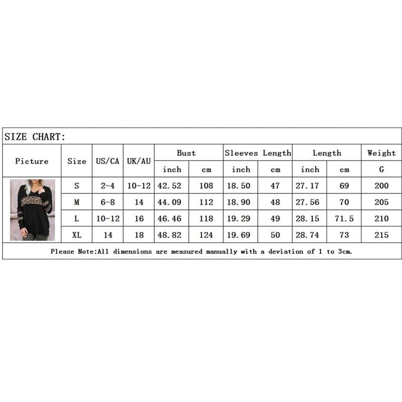 Buy Cheap Women Leopard Tops Blouse Shirts Ladies Casual V Neck Loose Pullover Stitching Sweatshirt Tops Online - Hplify