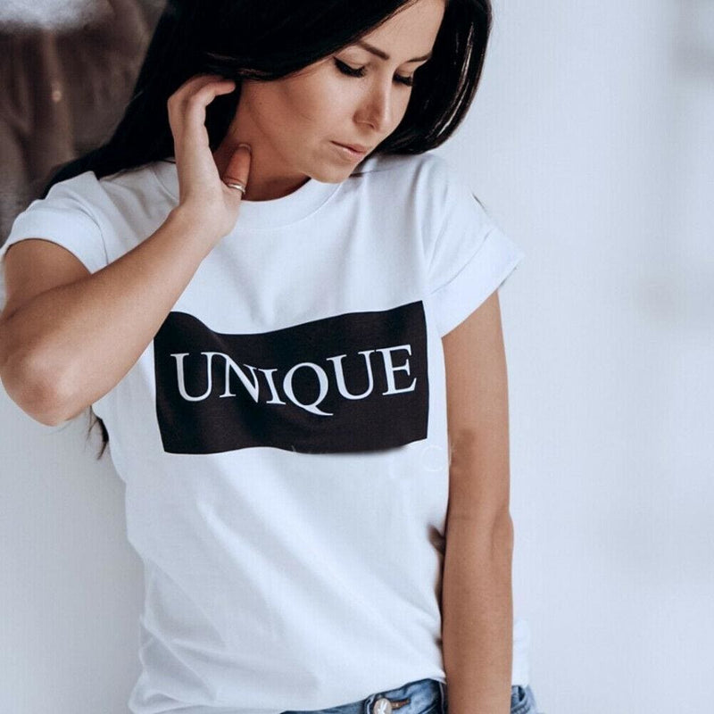 The Best Women Loose Short Sleeve Cotton Casual Shirts Top Online - Hplify