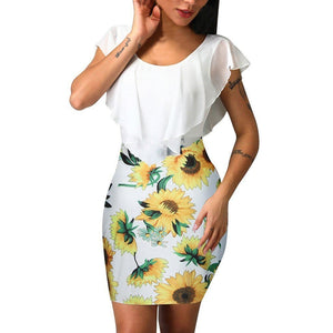 Buy Cheap Womens summer dress fashion Sleeveless O-Neck women Vintage dresses Online - Hplify