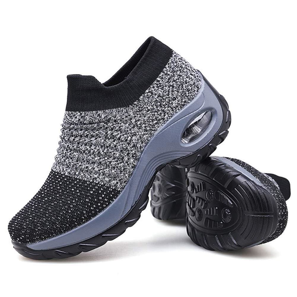 The Best Women's Walking Shoes Sock Sneakers Online - Source Silk