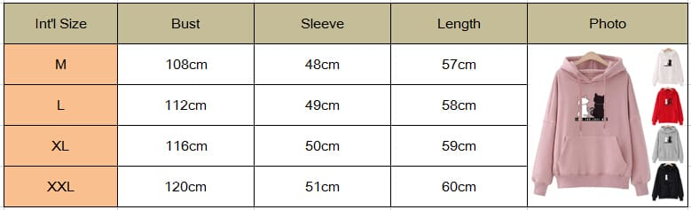 Womens Hooded Tops Fashion Long Sleeves Pocket Pullover Hoodies Solid Color Heart-Shaped Print Women Clothes