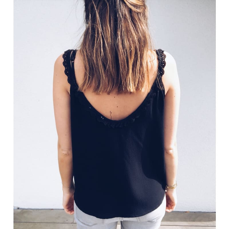Fashion Vest Tops Women Summer Loose Sleeveless Casual Tank Top Shirt Sexy Ladies Solid Cami Holiday Clothes