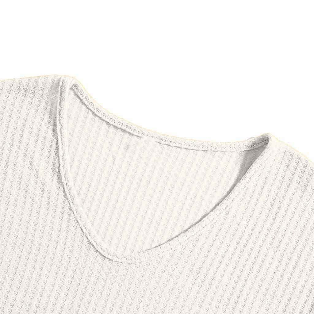 Autumn Winter Womens V-Neck Long-Sleeve Slim Sweater Pullover