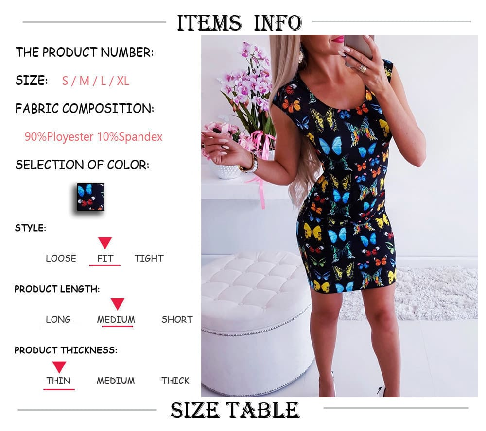 Women Summer Boho Floral Short Mini Dress Elegant Ladies Sleevless Party Beach Slim Dresses Sundress