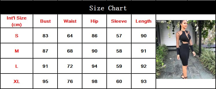 Women Lady Long Sleeve Bandage Bodycon Summer Casual Solid Party Cocktail Club Short Mini Dress
