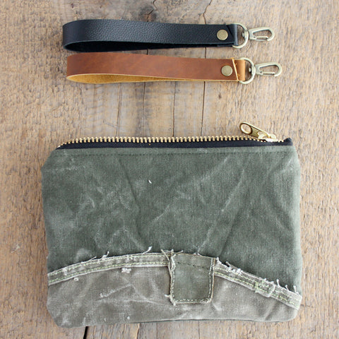 SOLD OUT: Military Wristlet No. 01